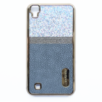 CAPA CASE LG X POWER K220 - STRASS