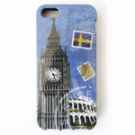 CAPA CASE APPLE IPHONE 5/5S/SE - ESTAMPAS
